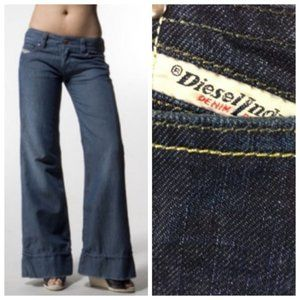 Diesel Pacee Jeans *hemmed*